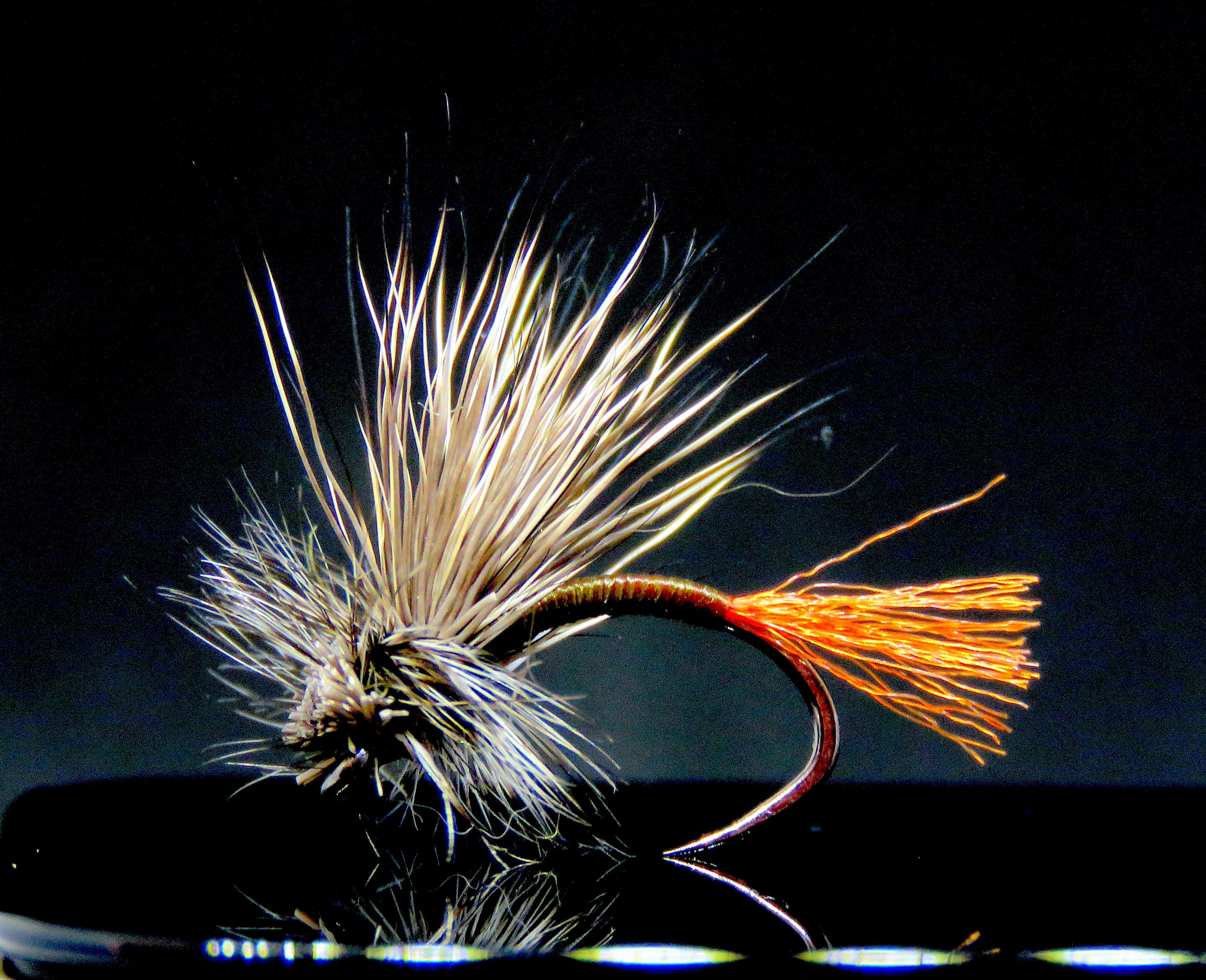 Emerging X-Caddis